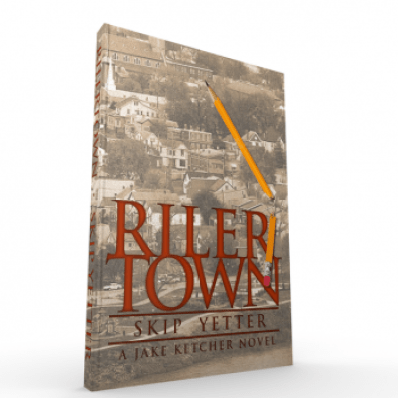 Rilertown, my first novel, will soon be available in hard copy and as an ebook on Amazon.
