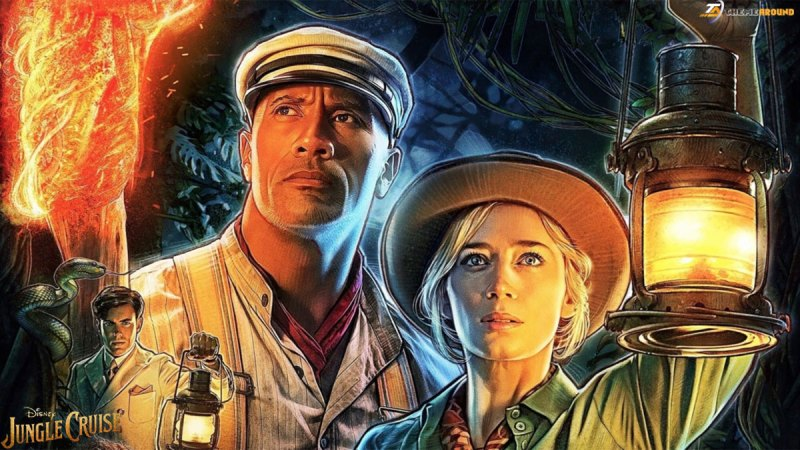 how to watch jungle cruise