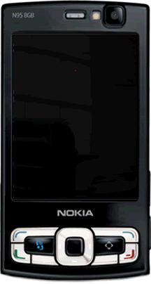 Scanner with Digital clock flashlite screensaver