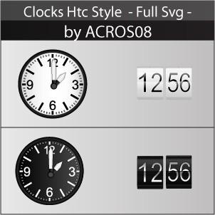 Htc Clocks