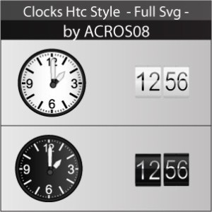 Htc Clocks