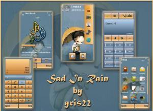 Sedin rain by yris22