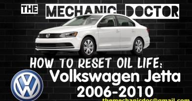 2006 mercedes slk350 oil reset