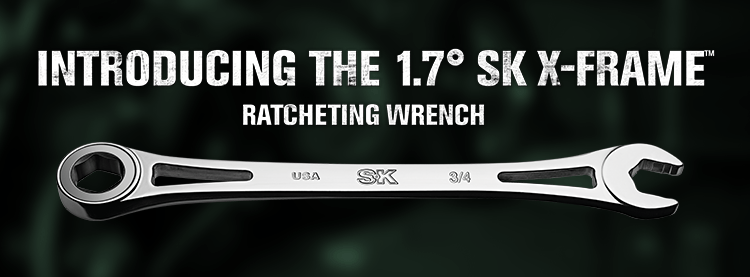 SK x-frame wrench - Must-have tools