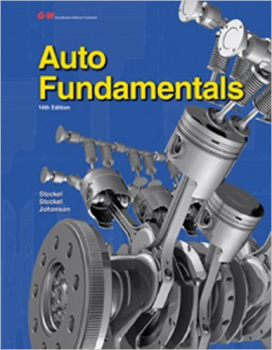 Auto Fundamentals - Best Books for Auto Mechanics