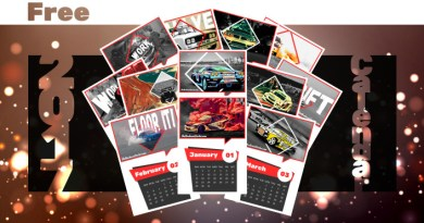 Your Free and Awesome 2017 Calendar from TheMechanicDoctor.com