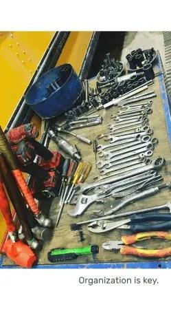 Organization is Key