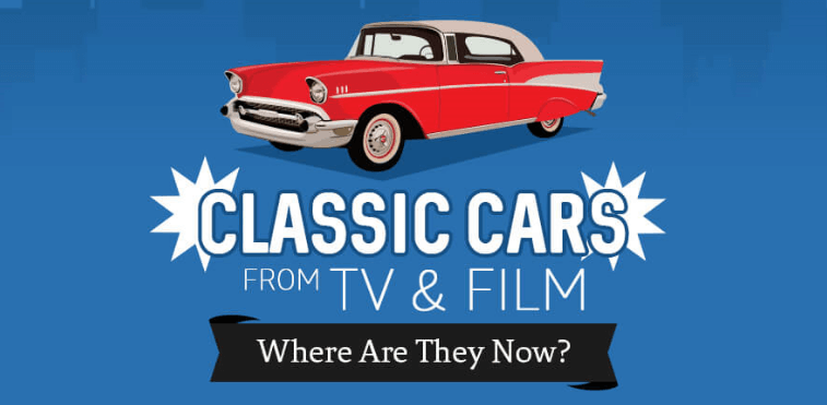 Classic Cars from TV & Film