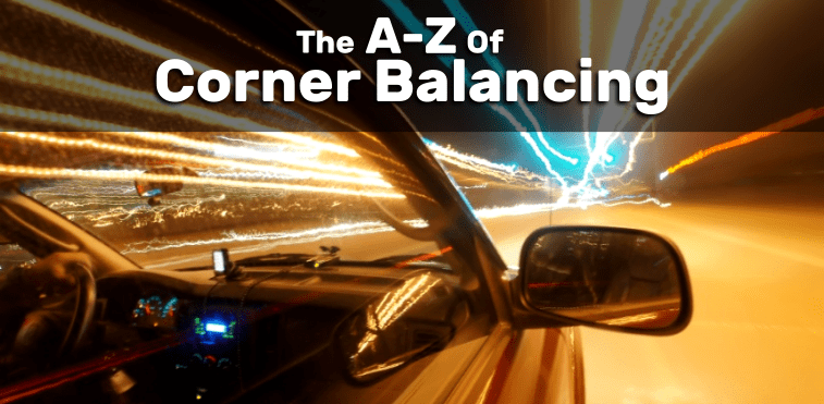The A-Z Of Corner Balancing 2
