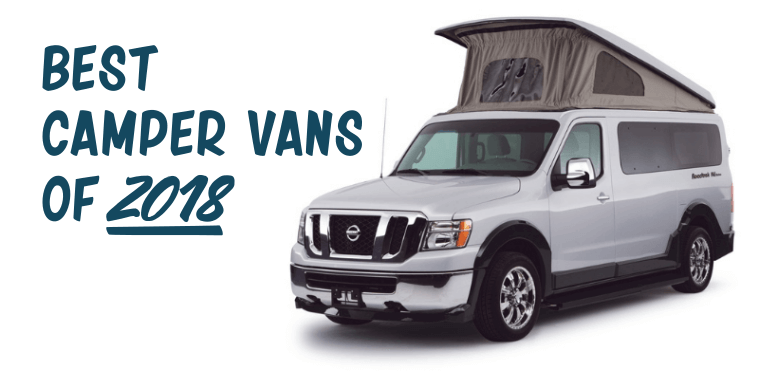 Best Camper Vans of 2018