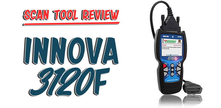 OBD2 Scan Tool Review Innova 3120F