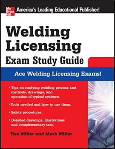 Welding Licensing Book