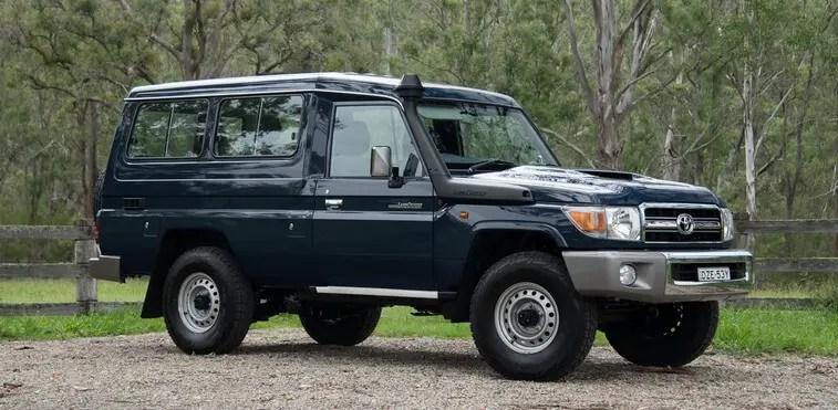 Toyota Land Cruiser 78 Series