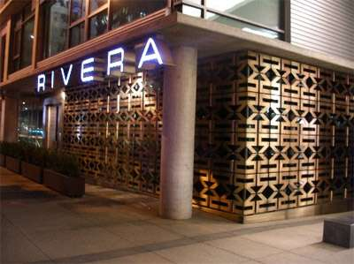 Rivera Restaurant & Wynn Ferrari Showroom: Eddie Sotto