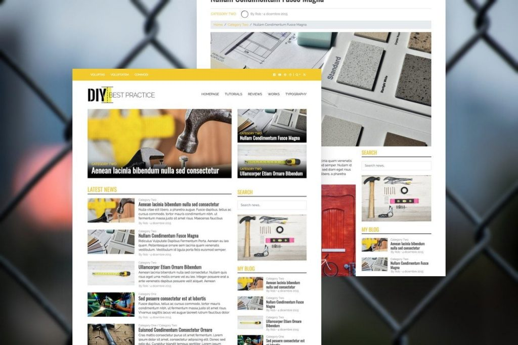 Themedroid Wordpress Theme Designed For The Android World Themeinthebox Com