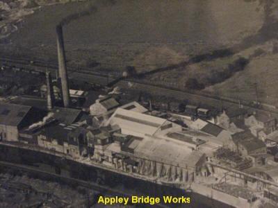 Appley Bridge Works