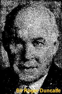 Sir Roger Duncalfe