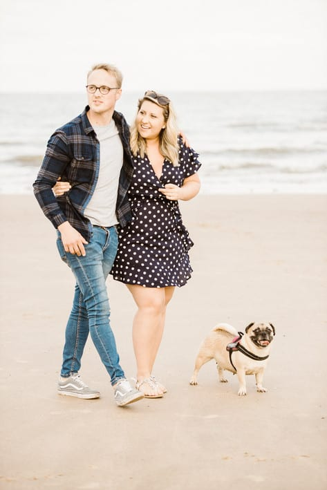 pre-wedding photoshoot, Danielle and Steve's pre-wedding photoshoot, The Menagerie Lifestyle Photography