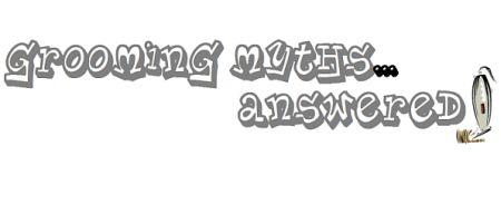 GROOMING MYTHS2