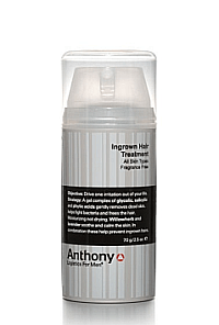 Ingrown Hair Treatment by Anthony