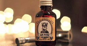 Sir Hare: Head Shaving Oil (Gentleman)