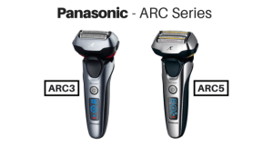 Panasonic: ARC3 & ARC5 Electric Shavers