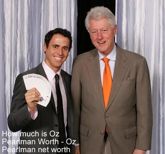 How much is Oz Pearlman Worth - Oz Pearlman net worth