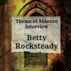 Author Interview: Betty Rocksteady