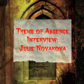 10 Questions with author Julie Novakova at www.ThemeOfAbsence.com