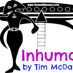 Inhuman by Tim McDaniel
