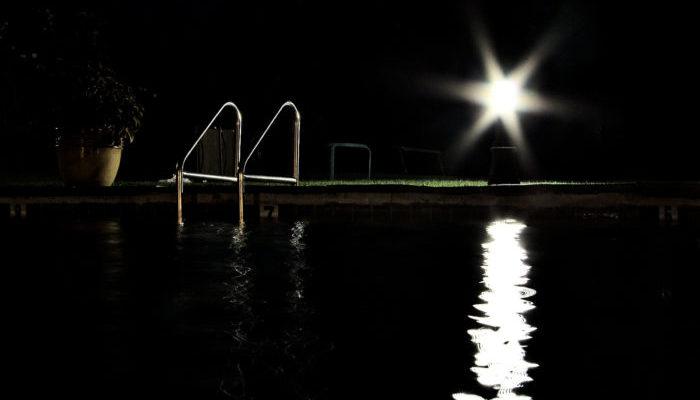 Midnight Swim by Karl Lykken