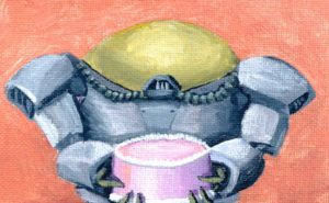 Of Cakes and Robots by Mary E. Lowd
