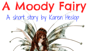 A Moody Fairy by Karen Heslop