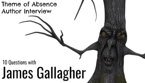 Author Interview: James Gallagher