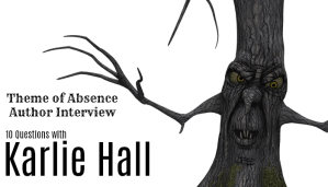 Author Interview: Karlie Hall
