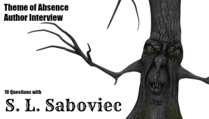 Author Interview: S. L. Saboviec