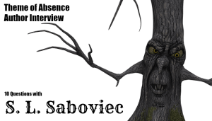 10 Questions with author S. L. Saboviec