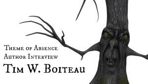 10 Questions with author Tim W. Boiteau