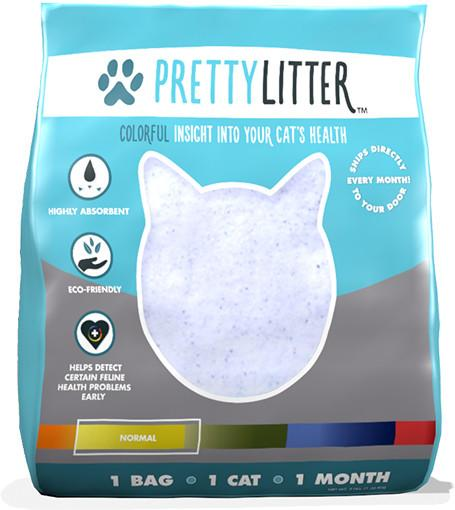 I've tried just about every litter available, but nothing worked better than Pretty Litter. | www.themeowplace.com