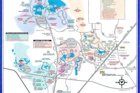 orlando walt disney world resort map » Full HD MAPS Locations ...