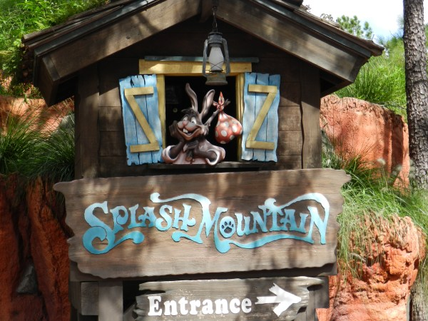 Splash mountain is a Magic Kingdom must do!