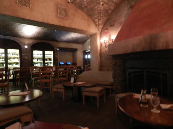 EPCOT: Tutto Gusto Wine Cellar