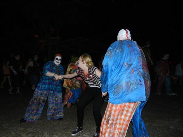 Howl-O-Scream Busch Gardens Tampa, Florida