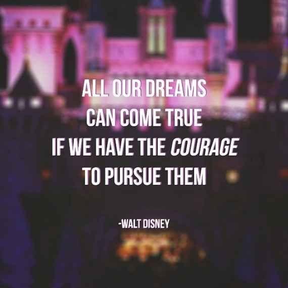 Walt Disney Quote from Buzzfeed.com