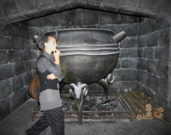 The Leaky Cauldron Wizarding World of Harry Potter