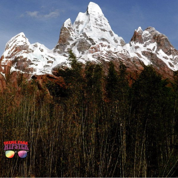 Animal Kingdom's Expedition Everest