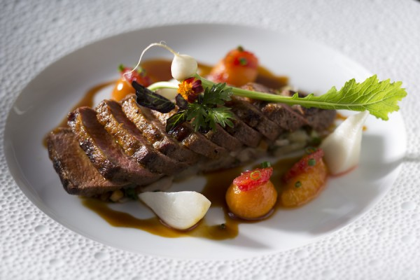 New 10-Course Menu at Victoria & Albert's Expands Exquisite Dining Experience Photo: Disney Co.