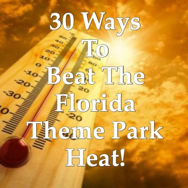 beat the heat at disney