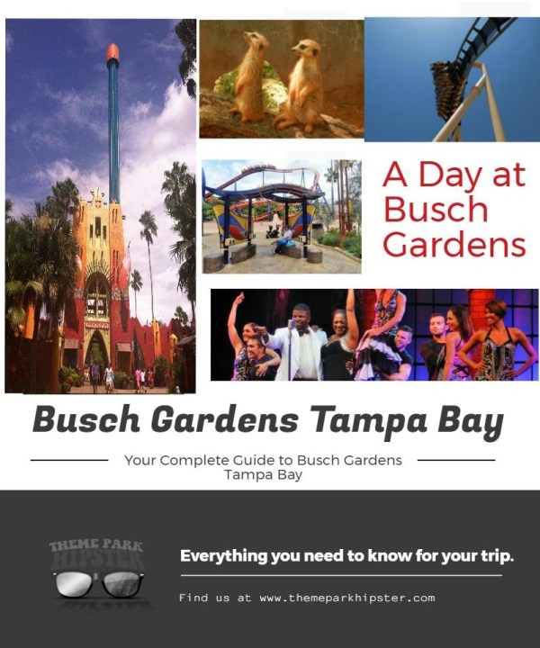 Busch Gardens Tips