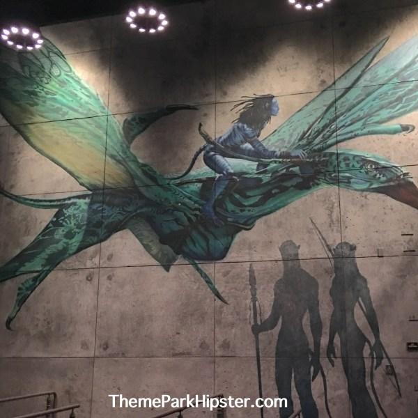 Avatar Flight of Passage Disney